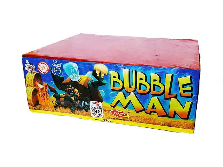 Bubble man 130 rán / 20mm