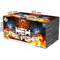 New fire Power 64 rán / 30 mm